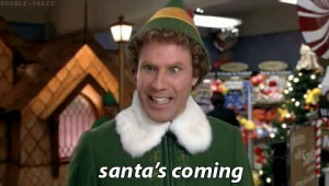 Keltie's Favorite GIF's From The Movie Elf! photo 3