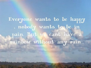Happy Rain Quotes Quotes on rain