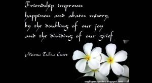 Sad Friendship Quotes English