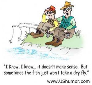 Funny Fishing Sayings Posters