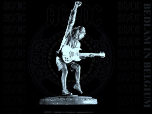 More AC/DC , Angus Young wallpapers