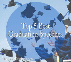 Do you remember who gave the commencement speech at your graduation?