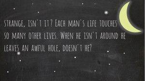Its A Wonderful Life Quote