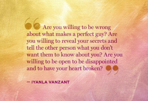 Iyanla Vanzant's Quotes On Love And Life