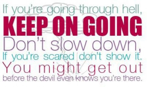 If Your Going Through Hell ~ Rodney Atkins.