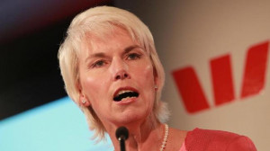 Westpac CEO Gail Kelly called for cool heads to prevail amid a growing ...