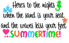Cute Summer Quotes cute summer 08 graphics