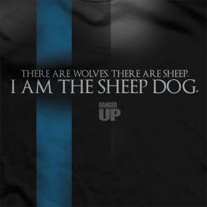 Are YOU a Sheepdog?