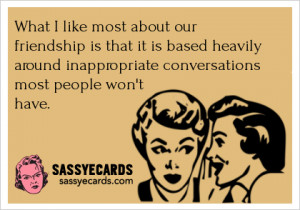 Friendship ecards - for your best friends