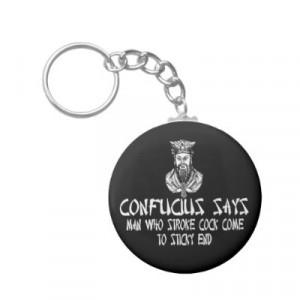 Clean Confucius Say Jokes