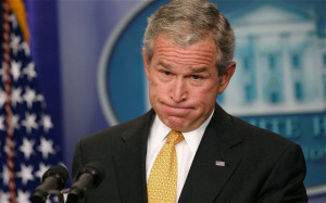 More than four years after George W Bush left the White House, his ...