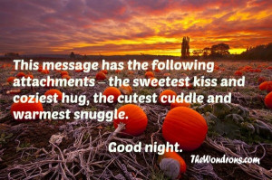 ... will find a huge collection of cute and romantic good night quotes