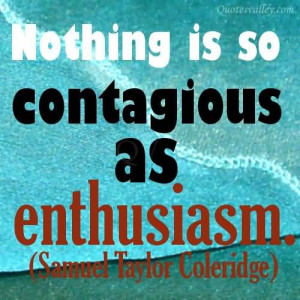 Enthusiasm Quotes & Sayings, Pictures and Images
