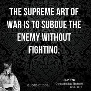 Famous War Quotes Sun Tzu Sun tzu war quotes