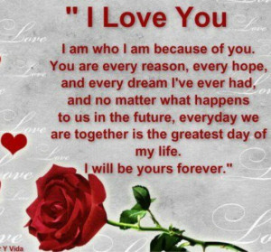 will be yours forever and infinity your the girl for me always you ...