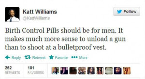 Birth control should be for men.