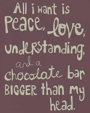 Best Chocolate Quotes