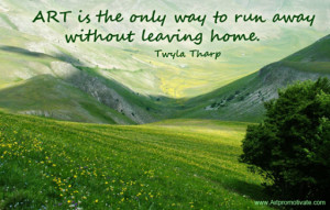 Best Art Teacher Quotes Pursuing their education.