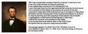 Abe Lincoln Quote on Corporations & Republic 01252010.preview - Copy
