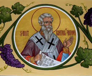 Quote for the Day - St. Ignatius of Antioch