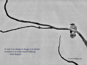 Life Quote on a wallpaper
