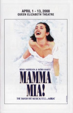 Mamma Mia The Orpheum Theater