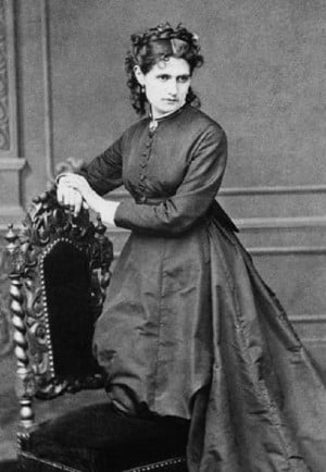 French impressionist painter Berthe Morisot (January 14, 1841 ...