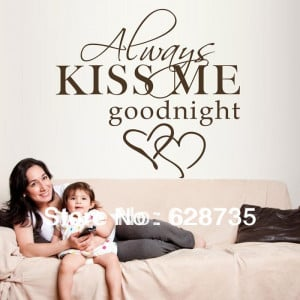 large-size-60x55cm-hot-selling-on-ebay-free-shipping-always-kiss-me ...
