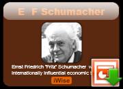 Download E F Schumacher Powerpoint