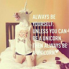 Unicorns Tumblr Quotes