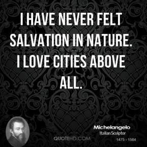More Michelangelo Quotes