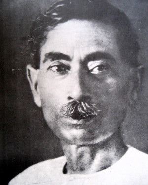 munshi premchand 1880 1936 famous indian author premchand s elder son ...