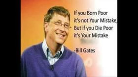 10 Inspirational And Motivational Quotes By Bill Gates