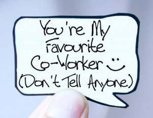 funny co worker magnet for work place friends