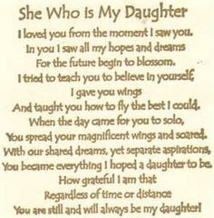 Image detail for -Birthday Wishes for Daughter - Messages, Wordings ...