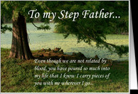 Back > Quotes For > Stepfather Quotes Sayings