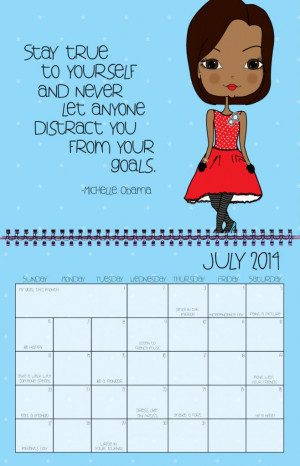 Quotes For Tweens Michelle obama quote on 2014