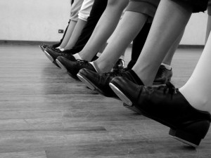 Tap Dance Shoes