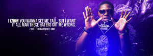 Ro Go For Broke Quote Z-Ro Haters Got Me Wrong Quote