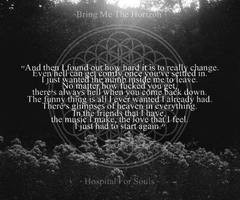 Bring Me the Horizon Lyric Quotes