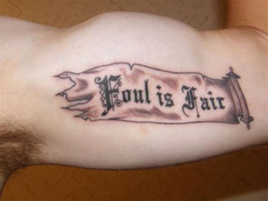 Banner Quote Tattoo TattooQuotes 13 30 Cute Short Love Quotes Tattoo