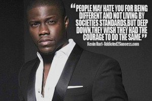 Kevin Hart Inspirational Picture Quote