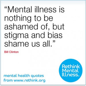 Mental Illness Awareness Quotes