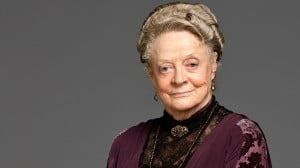 Maggie Smith Leaving 'Downton Abbey' After Season 6