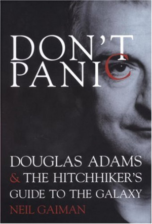 Neil's Work   Books   Don't Panic