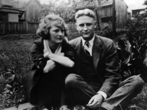 "Zelda Sayre Fitzgerald was ""the first American flapper."""