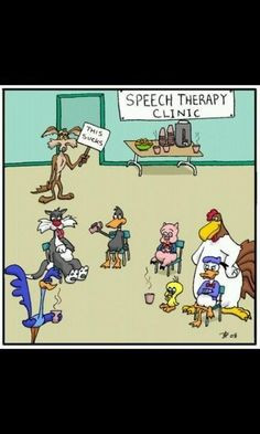 Speech Therapy Meeting