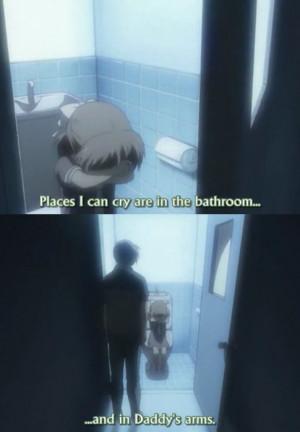 anime, clannad, sad