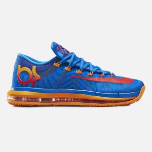 Nike KD VI ELITE TEAM PHOTO BLUE TEAM ORANGE ATOMIC MANGO