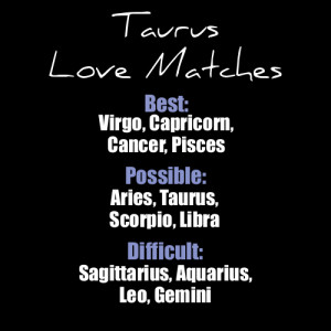 taurus woman in love